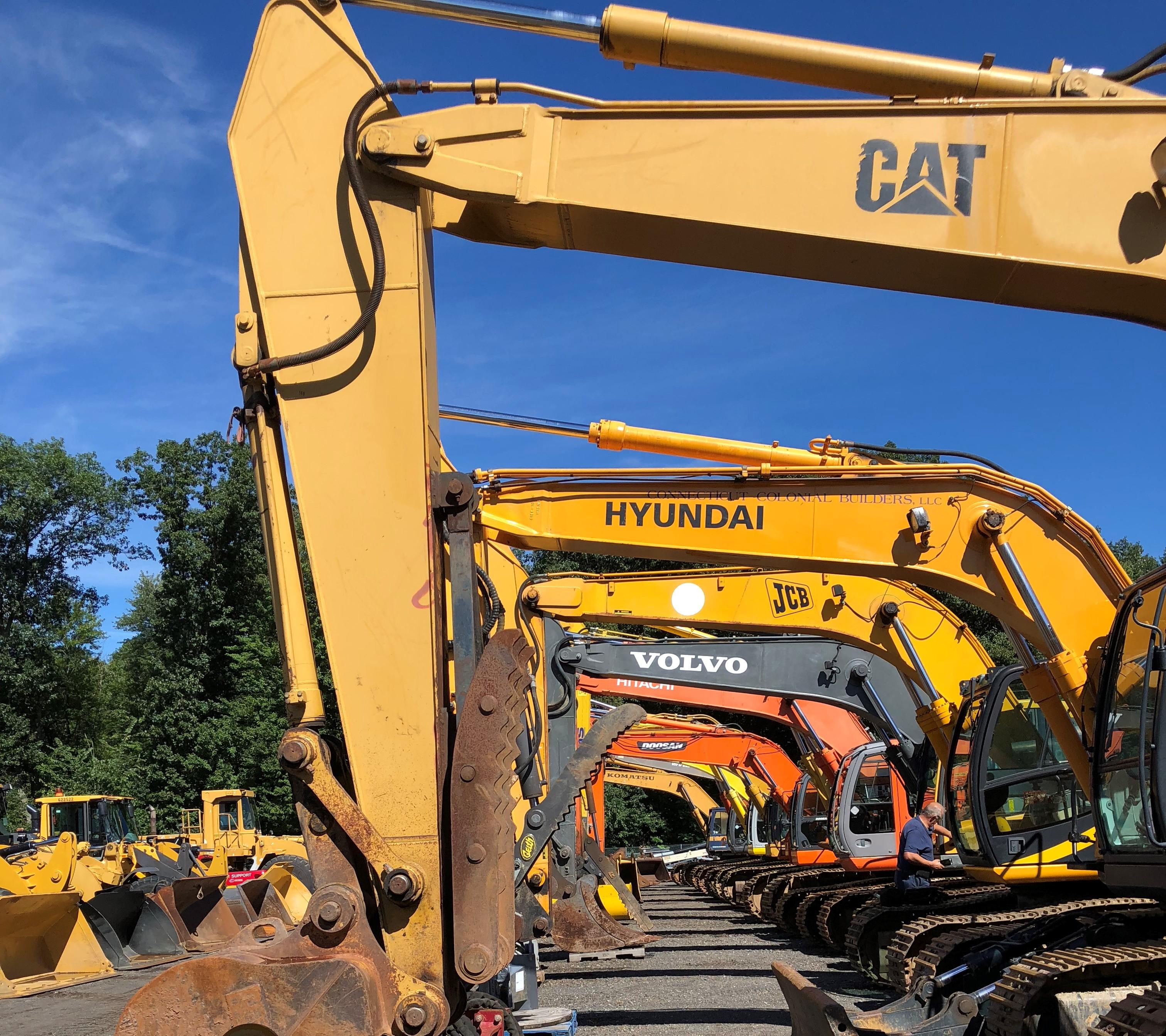 Sales Auction Heavy Equipment Fleet Vehicles Trucks