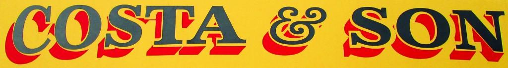 costa and son logo