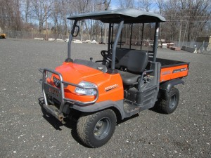 Kubota RTV 900XT Utility Vehicle