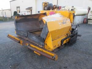 Blaw Knox PF545 Cart Path Asphalt Paver