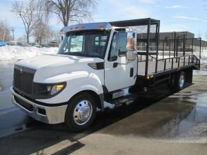 2012 International Terrastar Flatbed Truck