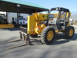 2006 JCB 506C Telescopic Forklift