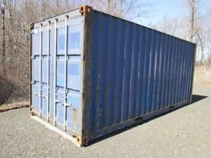 20 ft. Sea Container