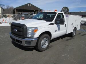 2011 Ford F-350 XL Service Truck