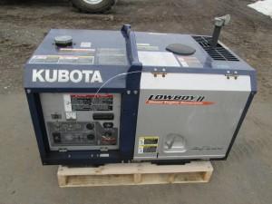 Kubota GL7000 Diesel Generator