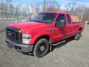 2008 Ford F-250 XL Extended Cab Pickup