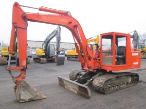Koehring 6608 Hydraulic Excavator
