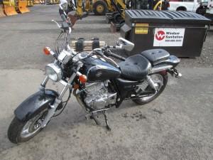 2002 Suzuki GZ250 Motorcycle