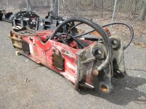 NPK GH15 Hydraulic Breaker