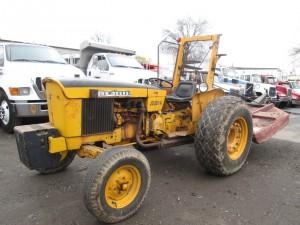 John Deere 301A Tractor