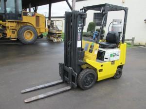 TCM FCG15N7T Forklift