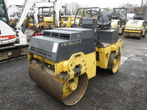 Bomag BW120AD-3 Double Drum Vibratory Roller