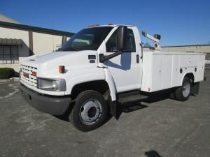 2004 GMC C4500 Service Truck