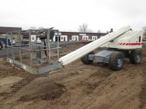 1999 Terex TB60-25 Boom Lift