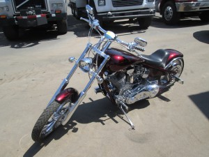 2004 American Iron Horse Chopper