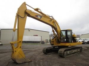 Caterpillar 321B LCR Hydraulic Excavator