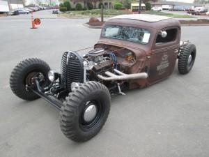 1938 Ford Pickup Rat Rod