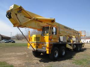 2003 Kimble/Condor 170S Crane Truck