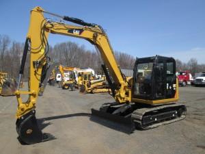 2013 Caterpillar 308E2 CR Midi Excavator