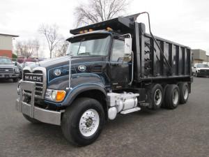 2003 Mack Granite Triaxle Dump Truck