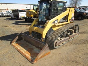 2007 Caterpillar 277B Track Skid Steer