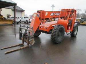 2006 JLG/Skytrak 6042 Telescopic Forklift