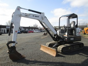 2015 Bobcat E42 Mini Excavator