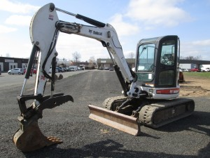 2008 Bobcat 435 ZHS Mini Excavator