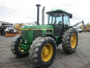 1984 John Deere 4240S Tractor