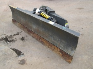Grouser 96 in. 6 Way Dozer Blade With BOCE