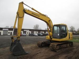 2003 Komatsu PC120-6 Hydraulic Excavator