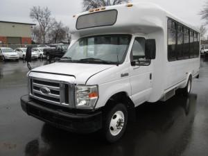 2009 Ford E-450 16 Passenger Bus