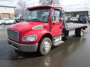 2007 Freightliner M2 Rollback Truck