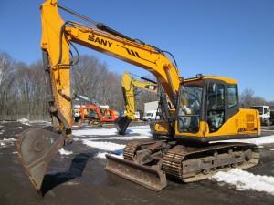 2011 Sany 135C Hydraulic Excavator