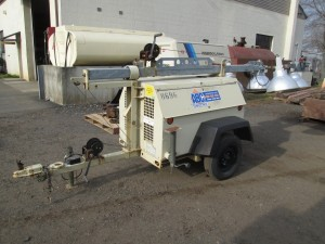 2005 Ingersoll Rand Tow Behind Light Tower