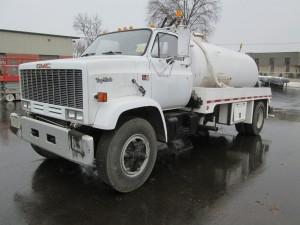 1989 GMC Topkick Water Truck