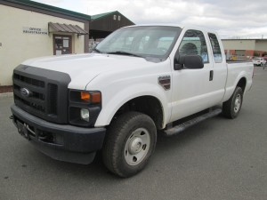 2008 Ford F-250 XL 4 Door Extended Cab Pickup