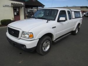 2009 Ford Ranger 4 Door Extended Cab Pickup