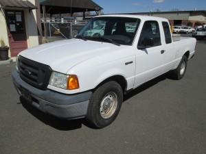 2004 Ford Ranger 4 Door Extended Cab Pickup