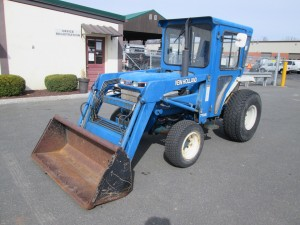 1991 Ford 1720 Tractor