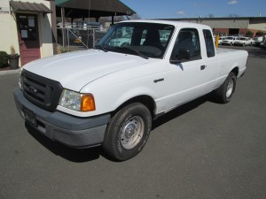 2004 Ford Ranger Extended Cab 4 Door Pickup
