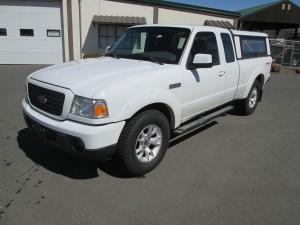 2009 Ford Ranger Sport 4 Door Extended Cab Pickup
