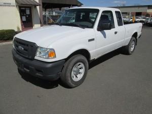 2007 Ford Ranger Extended Cab Pickup