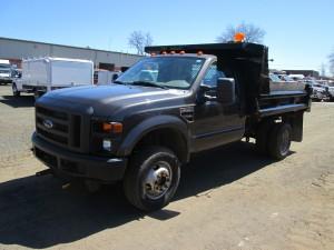 2008 Ford F-350 XL Dump Truck