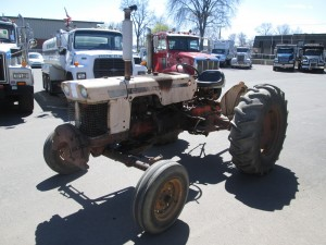 Case 441 Tractor