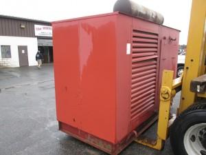 Cummins Cabinet Mounted Generator