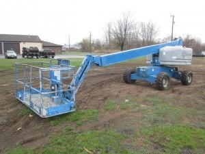 2007 Genie S-45 Boom Lift
