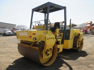 1999 Bomag BW202ADH-2 Double Drum Vibratory Roller