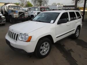 2008 Jeep Grand Cherokee Laredo SUV