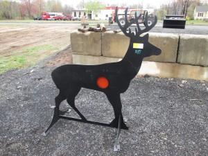 Deer Shooting Target